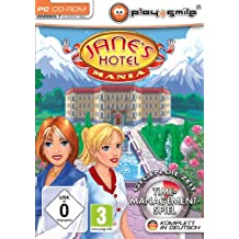 Jane's Hotel Mania - [PC]