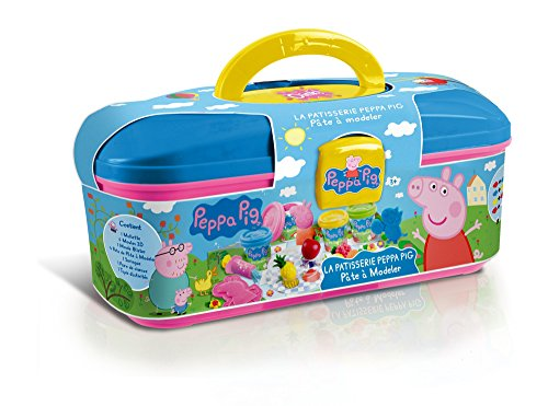 Image of Peppa Pig Dough Activity Picnic Case