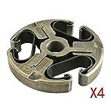 Embrague de 4 * huntgold piezas HUSQVARNA 362 365 371 372 372XP rocwood