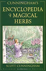 Cunningham's Encyclopedia of Magical Herbs (Llewellyn's Sourcebook Series) (Cunningham's Encyclopedia Series) by Scott Cunningham (1985-10-02)