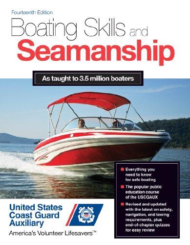 Boating Skills and Seamanship, 14th Edition (English Edition) -