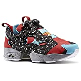 Reebok Instapump Fury SP, red-black-blue-grey-white-yellow