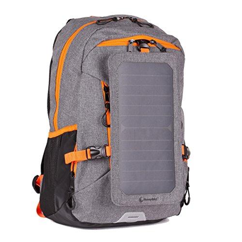 SunnyBAG Solar Rucksack Explorer integriertem 6 Watt...