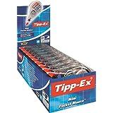 Tipp-Ex - Mini ruban correcteur jetable - 5 mm x 5 m Lot de 10