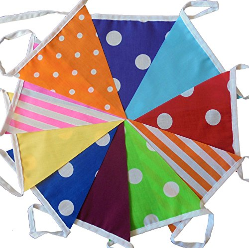 3mtrs-10-flags-multi-coloured-mix-party-festival-fabric-bunting-banner-garland
