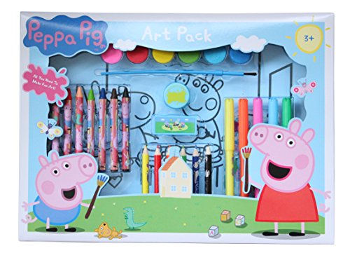 Set de colorear Peppa Pig