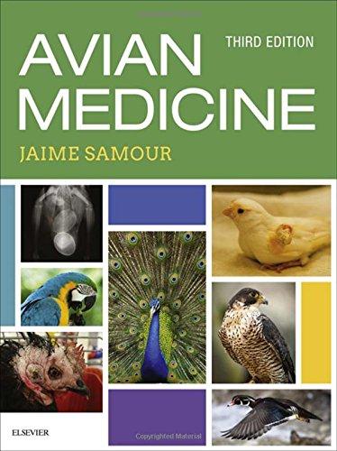 Avian Medicine, 3e por Jaime Samour MVZ  PhD  Dip ECAMS