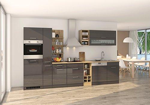 Held Möbel Mailand Küche, Holzwerkstoff