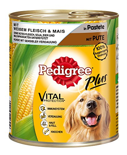 pedigree-adult-plus-hundefutter-weissem-fleisch-und-mais-pute-12-dosen-12-x-800-g