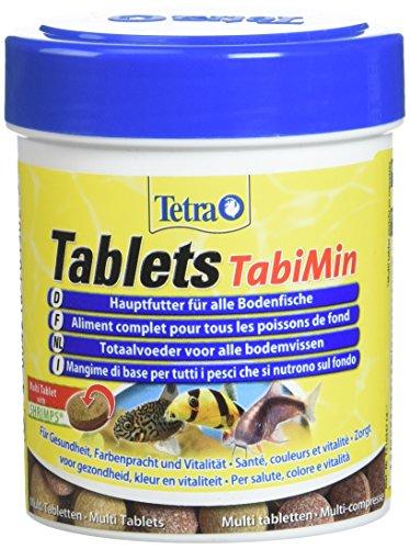 Tetra Tablets TabiMin Hauptfutter, 275 Tabletten Dose