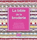 La bible de la broderie