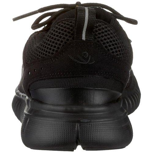 Chung Shi Duflex Trainer Unisex-Erwachsene Hallenschuhe Schwarz (Black)