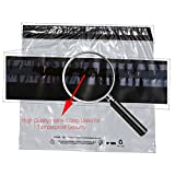 #4: DIGITAL SHOPEE Tamper Proof Courier Bag (14x18) (Pack of 100 Bags).