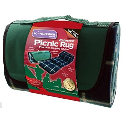 Waterproof Picnic Rug - cheap UK light store.