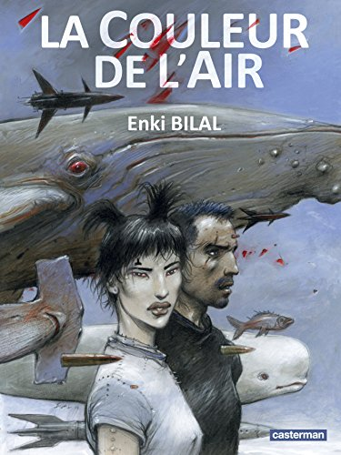 La Couleur de l'Air par Bilal Enki
