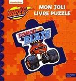 Blaze - Mon joli livre puzzle