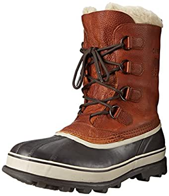 Sorel Caribou Wl, Men Snow Boots, Brown (Tobacco 256), 7 UK (41 EU)