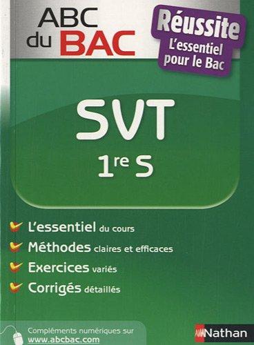 SVT 1e S par Frédéric Lalevée, Isabelle Ratao