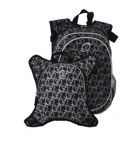 obersee-munich-school-backpack-with-detachable-lunch-cooler-skulls-by-obersee