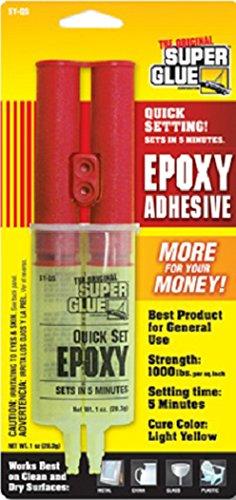 Super Glue Colle psyqs réglage Rapide Adhésif époxy