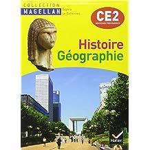 Histoire Géographie CE2 by Sophie Le Callennec (2009-03-25)