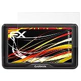 atFoliX Folie für Garmin dezl 760LMT Displayschutzfolie - 3 x FX-Antireflex-HD hochauflösende entspiegelnde Schutzfolie