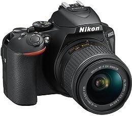 Nikon D5600 DX-format Digital SLR w/ AF-P DX NIKKOR 18-55mm f/3. 5-5. 6G VR
