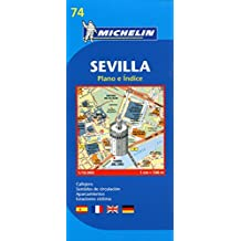 Plan Michelin Seville