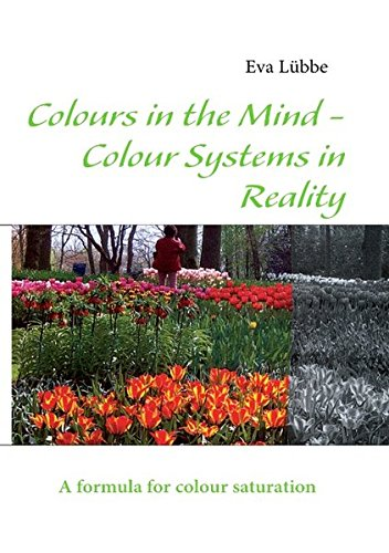 Colours in the Mind - Colour Systems in Reality: A formula for colour saturation