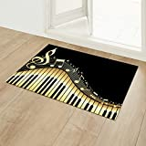 WANG-shunlida Die Tür Matte Badewanne Coralline Masse Mat Küche Wohnzimmer Teppich, P 21,40X60 cm eingeben,