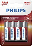 Philips Power Life Batterie AA Mignon 4er Pack
