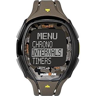 Timex Unisex Ironman Sleek 150tapscreen tamaño Completo Correa de Resina Reloj