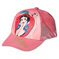 Princess Girls Cap For Girls,PINK,Free Size