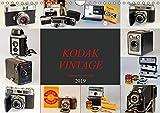 KODAK VINTAGE Kameras von 1934-1982 (Wandkalender 2019 DIN A4 quer): In diesem hochwertigen Fotojahreskalender werden Sie mit interessanten Motiven ... 14 Seiten ) (CALVENDO Hobbys)