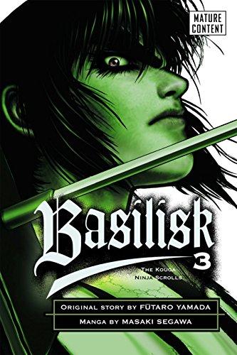 Basilisk Vol. 3 (English Edition) eBook: Futaro Yamada ...