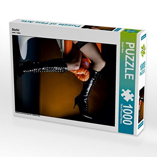 Stiefel 1000 Teile Puzzle hoch