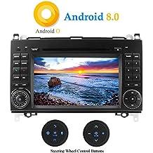XISEDO Android 8.0 Autoradio 2 DIN 7