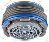 CACHE CASCADE STD; A M24x1 Strahlregler Mischdüse Luftsprudler