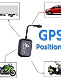 DBRGR® t-5 GPS / GSM / GPRS-Tracker Echtzeit-Tracking-Monitor für Minifahrzeug Motorrad Fahrrad - 2