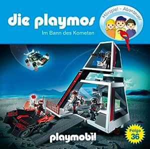 Playmos,Die-(36)Im Bann Des Kometen (Hörspiel)