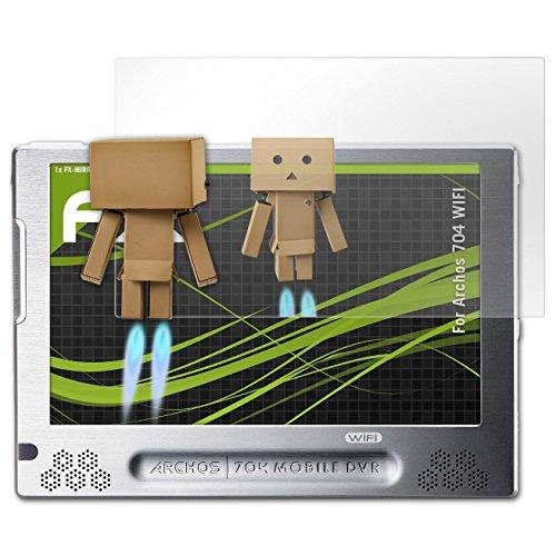 atFoliX Displayschutz für Archos 704 WIFI Spiegelfolie - FX-Mirror Folie mit Spiegeleffekt (Archos 704 Wifi)