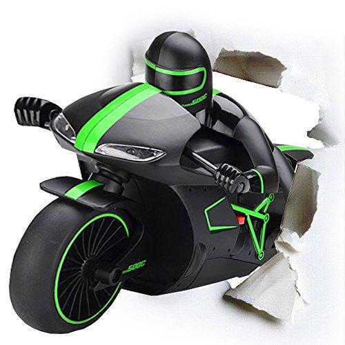PowerLead RC - Mando a Distancia Eléctrico para Motocicleta, 2,4 GHz, 4...