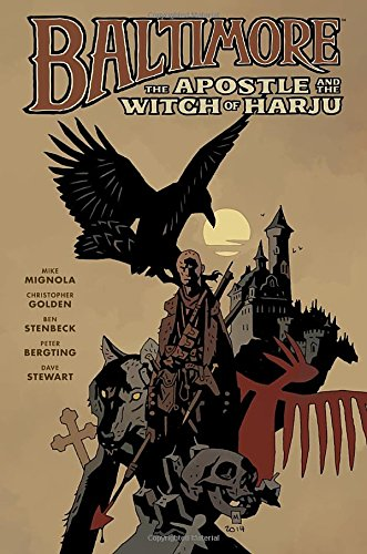 Baltimore Volume 5 : The Apostle and the Witch of Harju por Mike Mignola