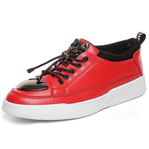 WZG Des hommes nouveaux pour aider les chaussures basses en tôle de fer version coréenne de la tendance de la mode personnalité marée chaussures de sport chaussures pour hommes