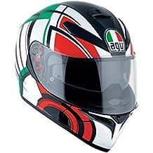 AGV Casco Moto K-3SV E2205Multi plk, Avior White/Italy, L