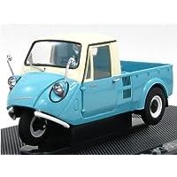 EBRRO 1/43 Mazda K360 3 wheel truck 1962 Light Blue (44008) (japan import)