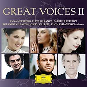 Great Voices II