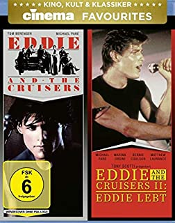 Eddie And The Cruisers (Double Feature, Teil 1+2) [Blu-ray] (CINEMA Favourites Edition)