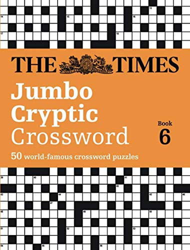 The Times Jumbo Cryptic Crossword Book 6: Bk.6 por The Times Mind Games