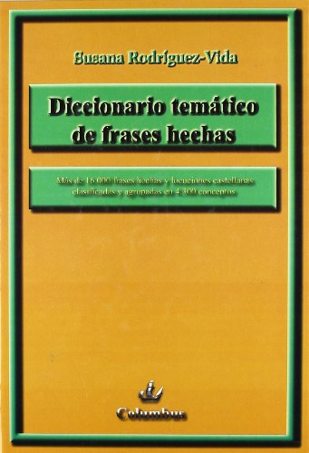 Dicc. Tematico Frases Hechas